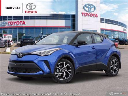 2021 Toyota C-HR XLE Premium (Stk: 21685) in Oakville - Image 1 of 22