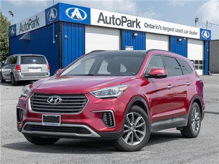2018 Hyundai Santa Fe XL Limited (Stk: 18-82072T) in Georgetown - Image 1 of 24