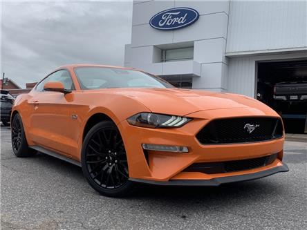 2021 Ford Mustang GT Premium (Stk: 021164) in Parry Sound - Image 1 of 22