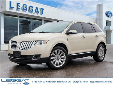 2014 Lincoln MKX Base (Stk: 21H1076A) in Stouffville - Image 1 of 29