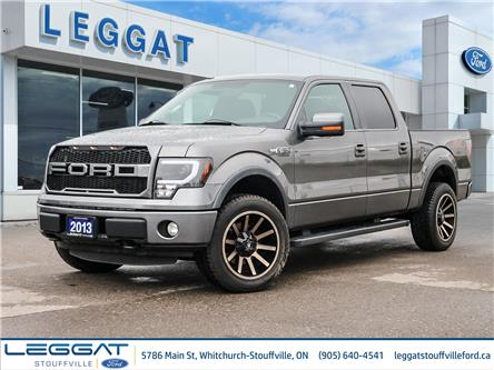 2013 Ford F-150  (Stk: 21F1071A) in Stouffville - Image 1 of 26