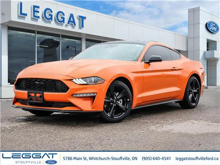 2021 Ford Mustang EcoBoost (Stk: 21M1097) in Stouffville - Image 1 of 19