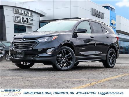 2021 Chevrolet Equinox LT (Stk: 160322) in Etobicoke - Image 1 of 27