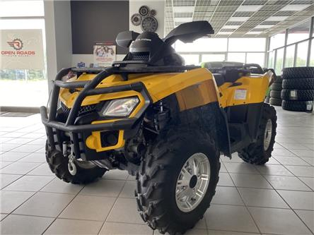 2012 Can-Am Outlander XT (Stk: 21084) in North Bay - Image 1 of 10