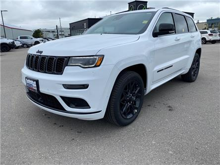 2021 Jeep Grand Cherokee Limited (Stk: ) in Ingersoll - Image 1 of 20