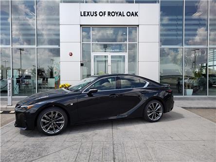 2021 Lexus IS 300 Base (Stk: L21482) in Calgary - Image 1 of 12