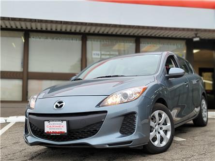2012 Mazda Mazda3 Sport GX (Stk: 2106181) in Waterloo - Image 1 of 19