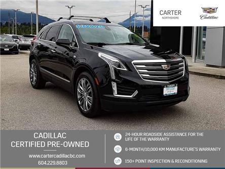 2017 Cadillac XT5 Premium Luxury (Stk: D20701) in North Vancouver - Image 1 of 24