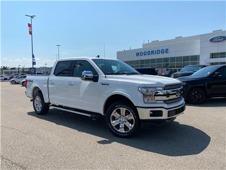 2020 Ford F-150 Lariat (Stk: M-1465A) in Calgary - Image 1 of 21