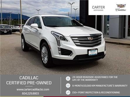 2017 Cadillac XT5 Base (Stk: 975720) in North Vancouver - Image 1 of 24