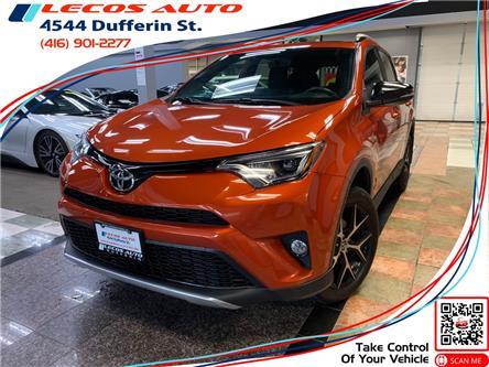2016 Toyota RAV4 SE (Stk: 460985) in Toronto - Image 1 of 20