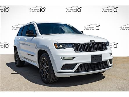 2021 Jeep Grand Cherokee Limited (Stk: 44913) in Innisfil - Image 1 of 27