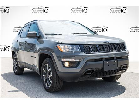 2021 Jeep Compass Sport (Stk: 44363) in Innisfil - Image 1 of 23