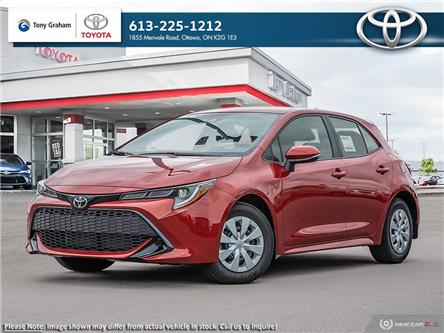 2021 Toyota Corolla Hatchback Base (Stk: 60764) in Ottawa - Image 1 of 23
