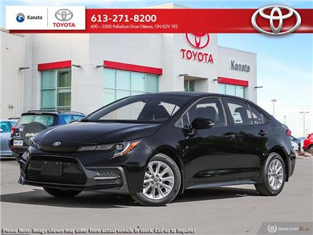 2021 Toyota Corolla SE (Stk: 91304) in Ottawa - Image 1 of 25