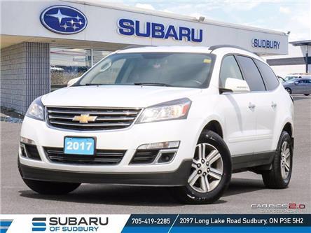 2017 Chevrolet Traverse 1LT (Stk: S21259A) in Sudbury - Image 1 of 25