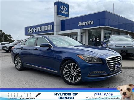 2016 Hyundai Genesis  (Stk: 5148) in Aurora - Image 1 of 27