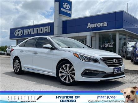 2016 Hyundai Sonata  (Stk: 227501) in Aurora - Image 1 of 21