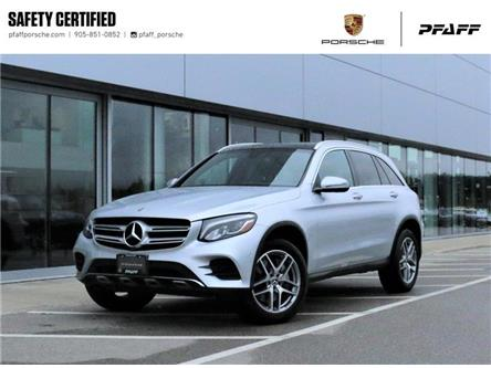 2018 Mercedes-Benz GLC300 4MATIC SUV (Stk: P16900AA) in Vaughan - Image 1 of 30