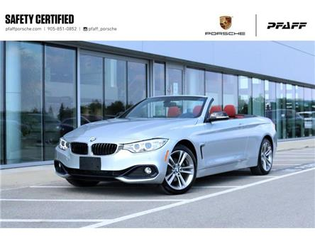 2016 BMW 428i xDrive Cabriolet (Stk: P17261A) in Vaughan - Image 1 of 30