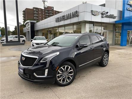 2021 Cadillac XT5 Sport (Stk: M132) in Chatham - Image 1 of 19