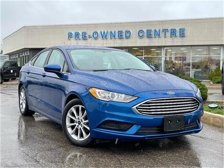 2017 Ford Fusion SE (Stk: P10938A) in Brampton - Image 1 of 24