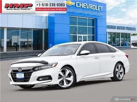 2018 Honda Accord Touring (Stk: 91024) in Exeter - Image 1 of 27