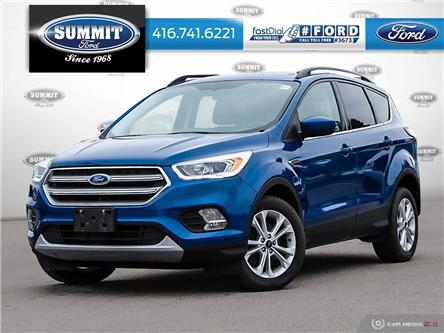 2017 Ford Escape SE (Stk: P22245) in Toronto - Image 1 of 27