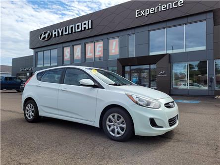 2013 Hyundai Accent GL (Stk: U3806) in Charlottetown - Image 1 of 24