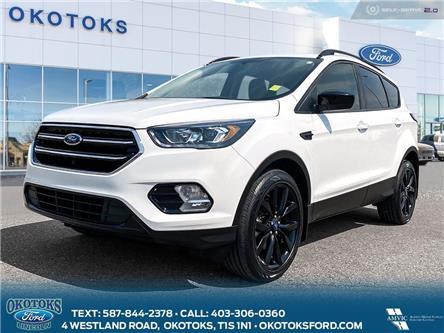 2018 Ford Escape SE (Stk: T86023) in Okotoks - Image 1 of 26