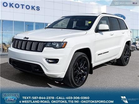 2019 Jeep Grand Cherokee Laredo (Stk: M-1222AA) in Okotoks - Image 1 of 26