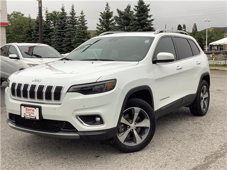 2019 Jeep Cherokee Limited (Stk: 11-U21004A) in Barrie - Image 1 of 27