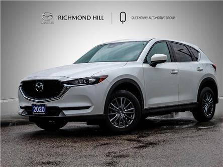 2020 Mazda CX-5 GS (Stk: 21-452A) in Richmond Hill - Image 1 of 25