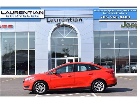 2015 Ford Focus SE (Stk: 20379A) in Greater Sudbury - Image 1 of 25