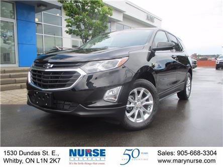 2021 Chevrolet Equinox LT (Stk: 21T069) in Whitby - Image 1 of 28