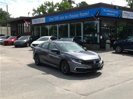 2021 Honda Civic EX (Stk: 210568) in North Bay - Image 1 of 22