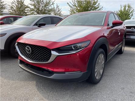 2021 Mazda CX-30 Premium (Stk: 264694) in Surrey - Image 1 of 5