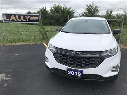 2019 Chevrolet Equinox LT (Stk: R02666) in Tilbury - Image 1 of 21