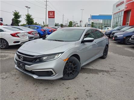 2019 Honda Civic LX (Stk: 21-282A) in Stouffville - Image 1 of 13