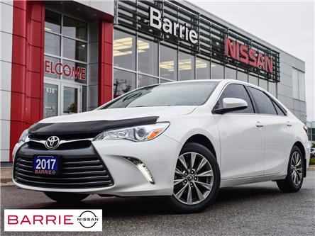 2017 Toyota Camry XLE (Stk: P4826) in Barrie - Image 1 of 29