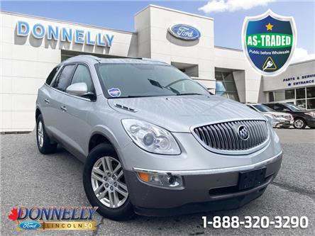 2012 Buick Enclave CX (Stk: DV467A) in Ottawa - Image 1 of 22