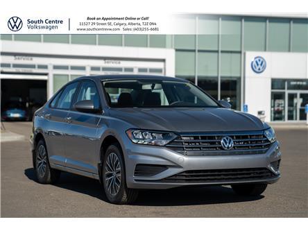 2021 Volkswagen Jetta Comfortline (Stk: 10332) in Calgary - Image 1 of 35
