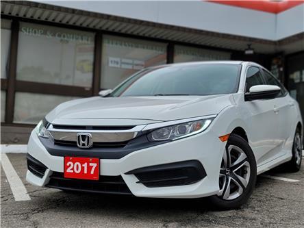 2017 Honda Civic LX (Stk: 2106180) in Waterloo - Image 1 of 19
