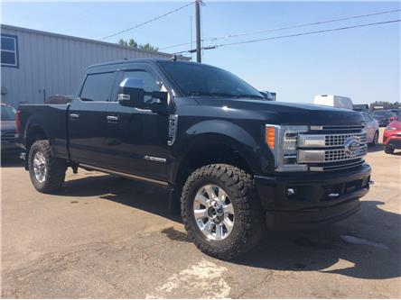 2019 Ford F-350 Platinum (Stk: 21193A) in Wilkie - Image 1 of 23