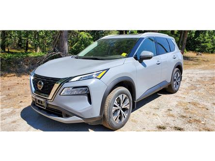 2021 Nissan Rogue SV (Stk: R2105A) in Courtenay - Image 1 of 9