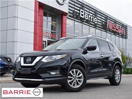 2019 Nissan Rogue SV (Stk: P4836) in Barrie - Image 1 of 25