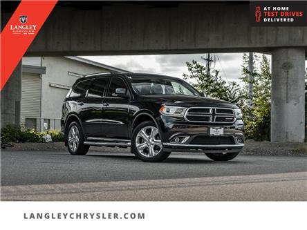 2014 Dodge Durango Limited (Stk: M510026B) in Surrey - Image 1 of 29