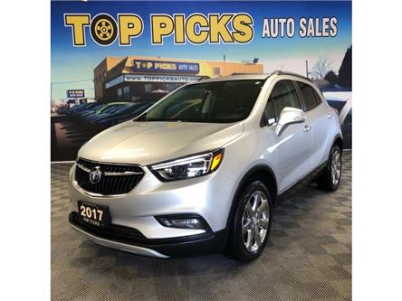 2017 Buick Encore Essence (Stk: 005437) in NORTH BAY - Image 1 of 30