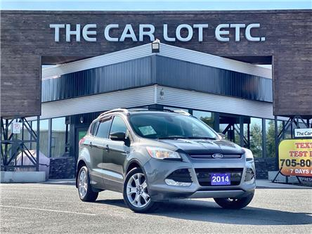 2014 Ford Escape Titanium (Stk: 20673-1) in Sudbury - Image 1 of 26
