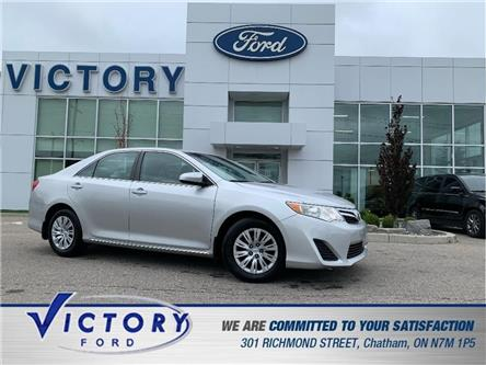 2012 Toyota Camry  (Stk: V20423A) in Chatham - Image 1 of 22